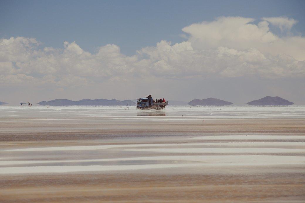 Буря в пустыне: Фоторепортаж с ралли «Дакар-2014» . Изображение № 53.