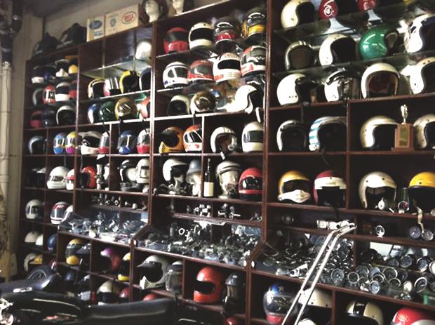 Не ломай голову: Все, что нужно знать о мотоциклетных шлемах. Изображение № 14.