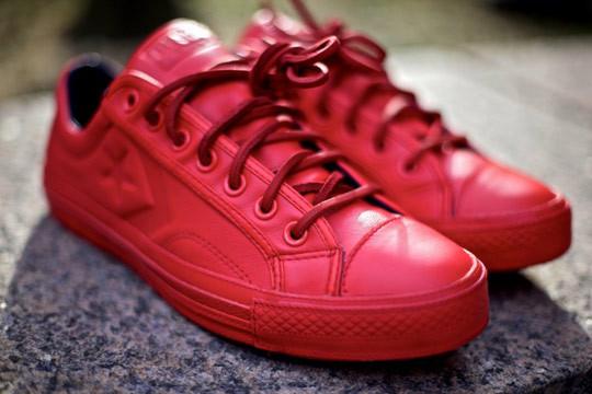 Изображение 3. Обувной дизайнер Ронни Фиг представил две коллаборации с Converse.. Изображение № 3.