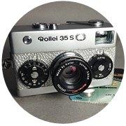 Находка недели: Компактная фотокамера Rollei 35. Изображение № 4.