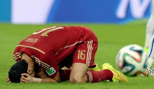 Грустные футболисты: Самый трагичный Tumblr-блог в истории современного спорта. Изображение № 11.