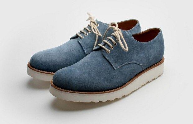 Марка Grenson выпустила весеннюю коллекцию обуви. Изображение № 38.