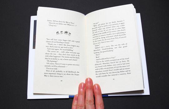 Книга английского писателя Тибора Фишера —второй релиз проекта Unbound. Изображение № 6.