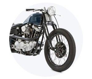 Все, что нужно знать о чопперах — мотоциклах с американским духом свободы. Изображение № 8.