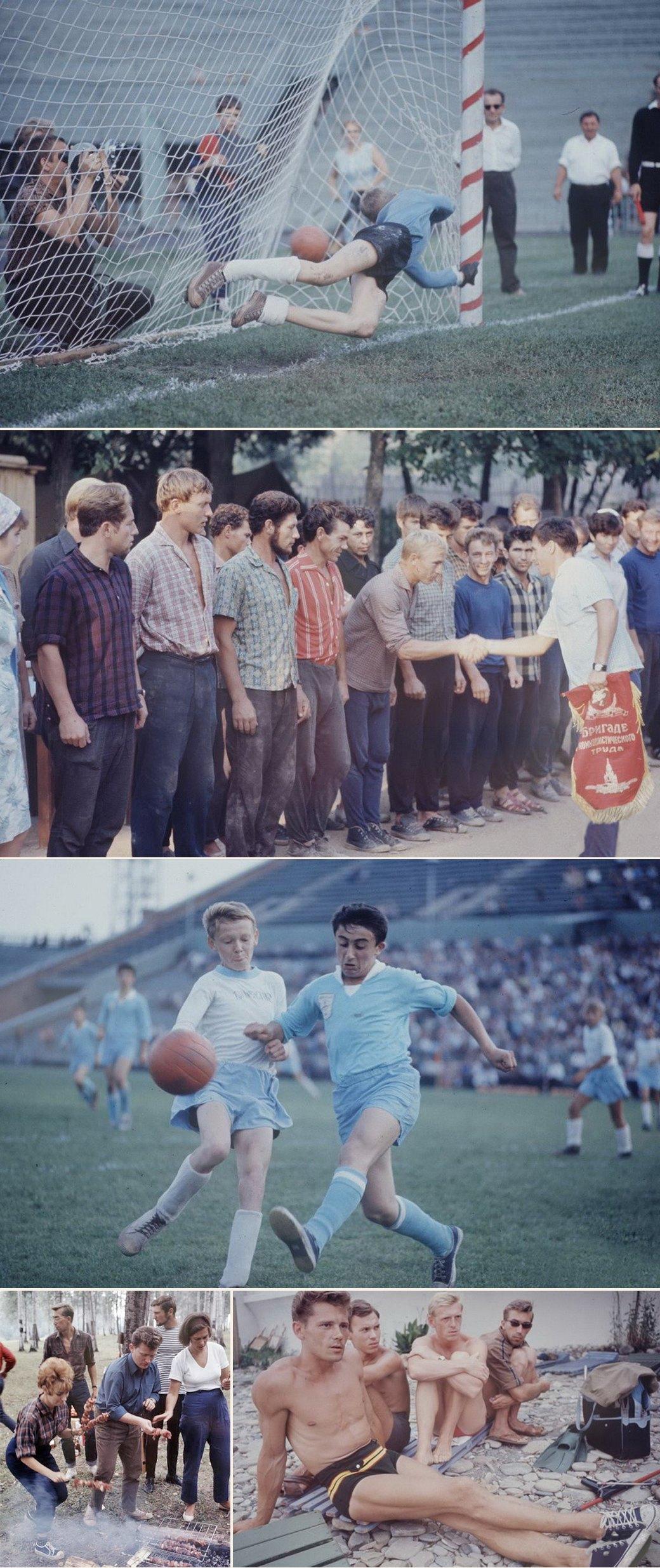 Кеды: История самой простой спортивной обуви в мире и СССР. Изображение № 10.
