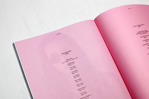 Новый эротический журнал Polanski Magazine. Изображение № 2.