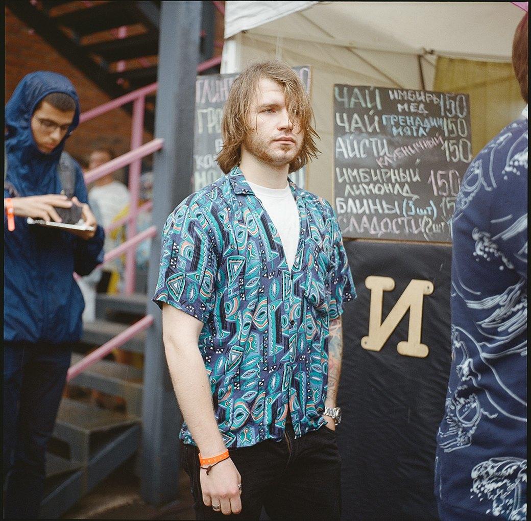 Фоторепортаж: Фестиваль новой российской рок-музыки «Боль». Изображение № 35.