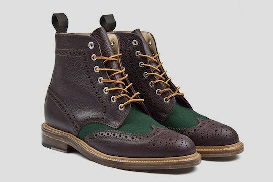 Коллекция обуви Марка МакНейри и магазина Standard. Изображение № 11.
