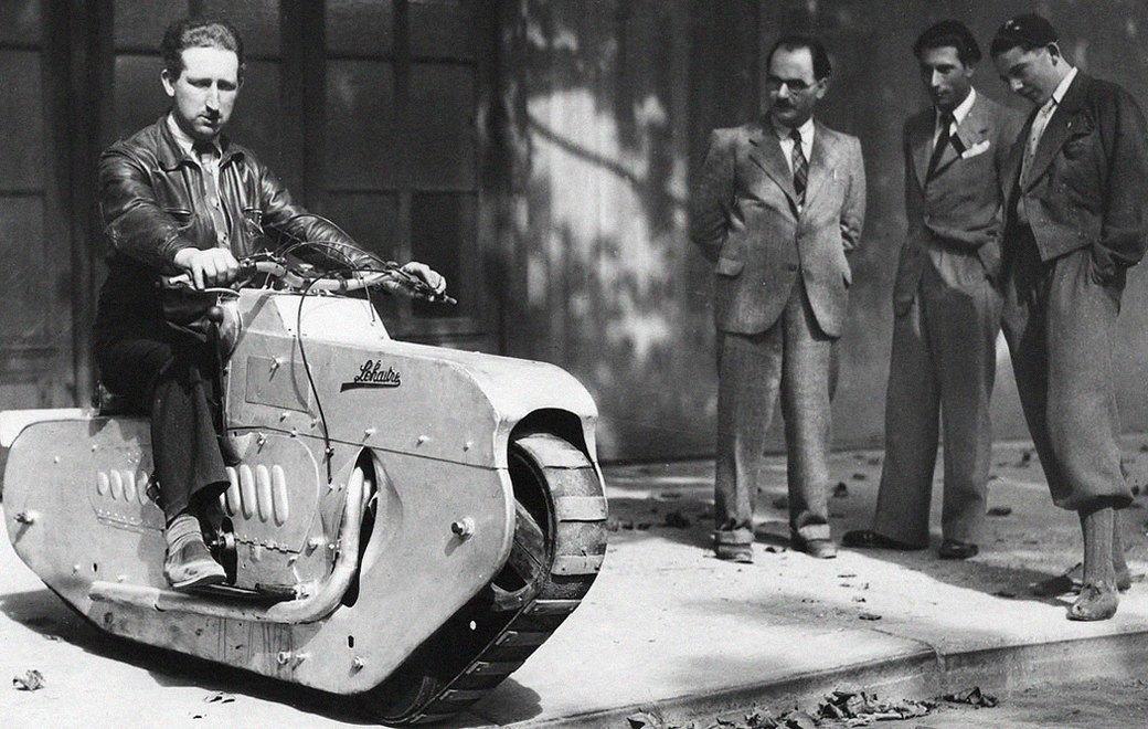 Железный конь: Как мотоциклы использовали в военных действиях. Изображение № 5.
