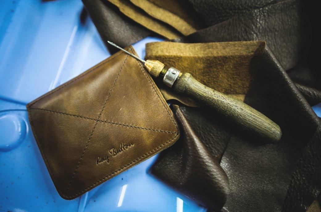 Новая марка: Кожаные сумки и аксессуары Ray Button. Изображение № 10.