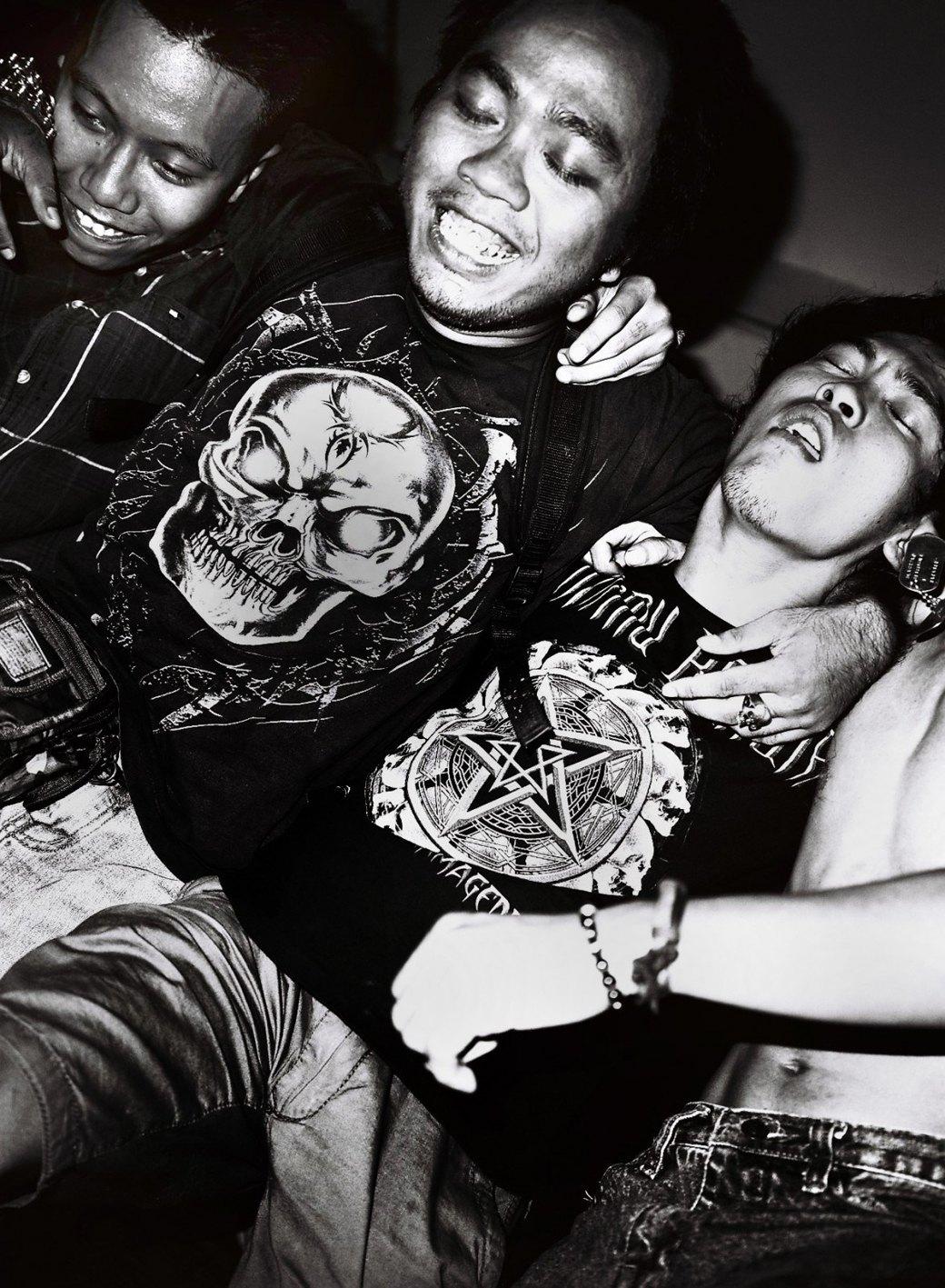 Азиатский андеграунд: Панк, грайндкор и экстремальный метал по-вьетнамски . Изображение № 19.