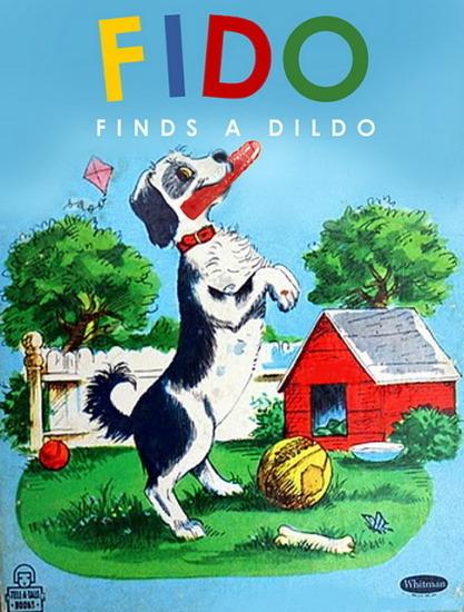 Иллюстратор Боб Стэйк создал пародии на обложки старых детских книжек   . Изображение № 10.