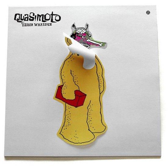 Мадлиб выпустит компиляцию редких записей своего проекта Quasimoto. Изображение № 2.