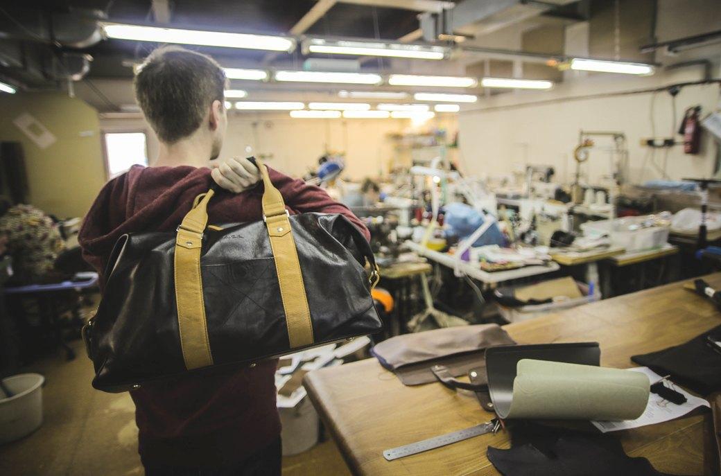 Новая марка: Кожаные сумки и аксессуары Ray Button. Изображение № 9.