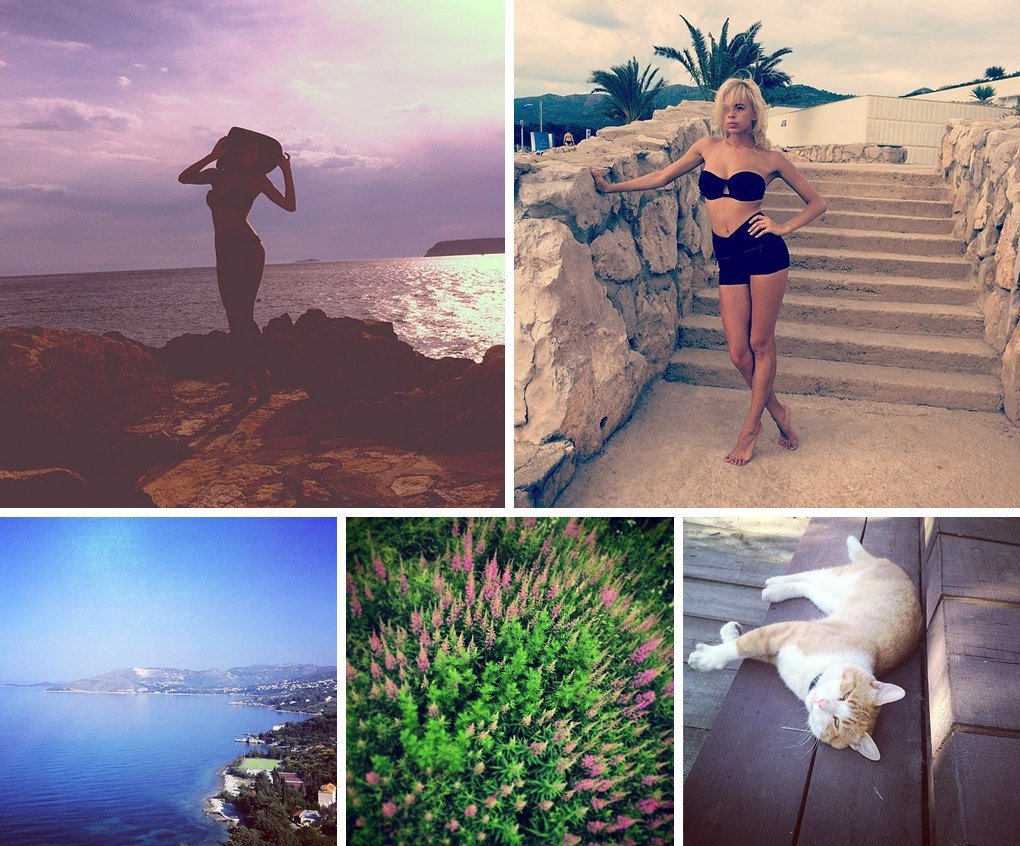 Лето девушек FURFUR в Instagram. Изображение № 10.