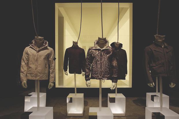 Остров сокровищ: 10 легендарных курток и материалов Stone Island. Изображение № 5.