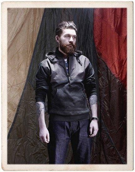 Марка Nigel Cabourn опубликовала лукбук весенней коллекции одежды. Изображение № 10.