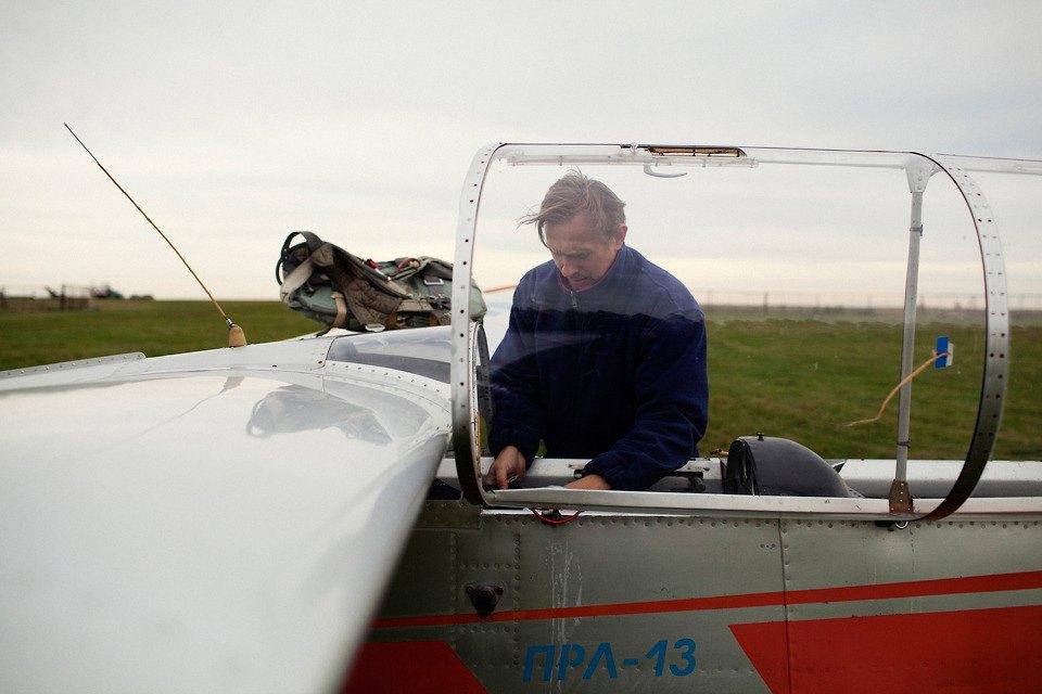 Летчик-испытатель: Как я сорвался в штопор. Изображение № 7.