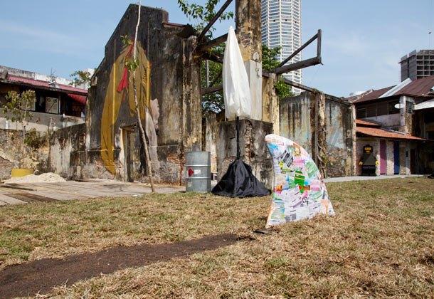 Граффити-художник из Литвы выпустил фильм об уличном искусстве в Малайзии. Изображение № 10.