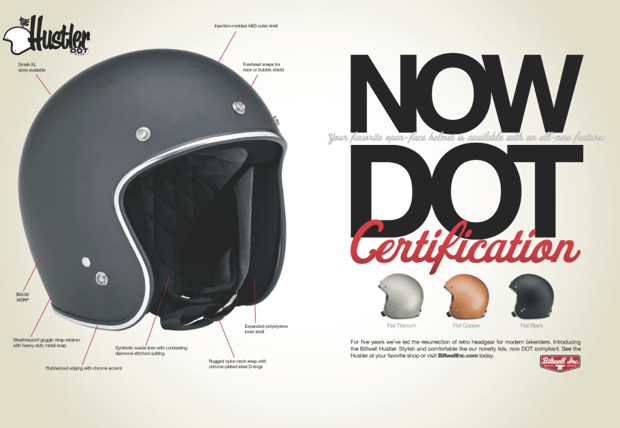 Рекламный плакат шлемов Blitwell Hustler. Изображение № 15.
