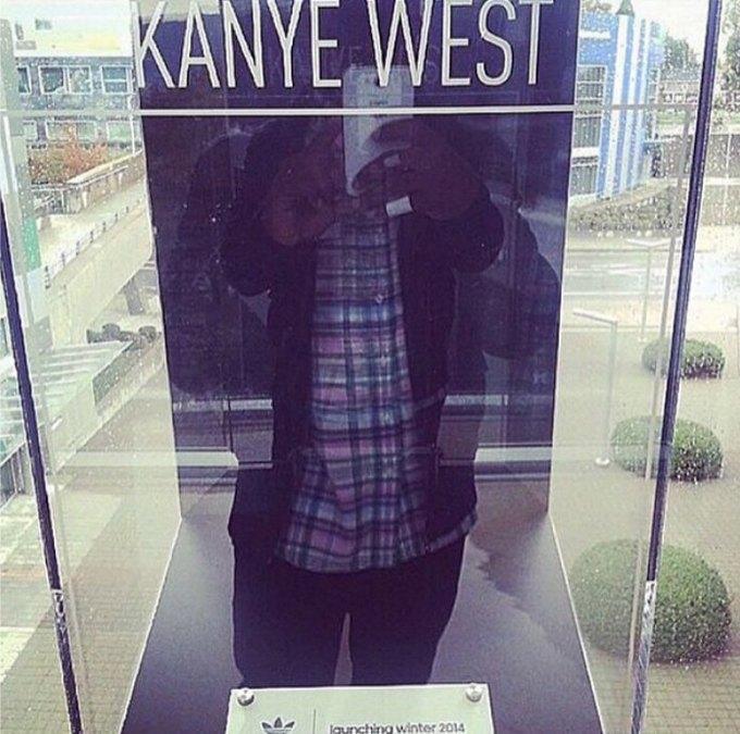 Выход кроссовок Канье Уэста Adidas Yeezy 3 состоится в декабре. Изображение № 1.