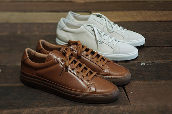 Летняя коллекция обуви марки Common Projects. Изображение № 1.
