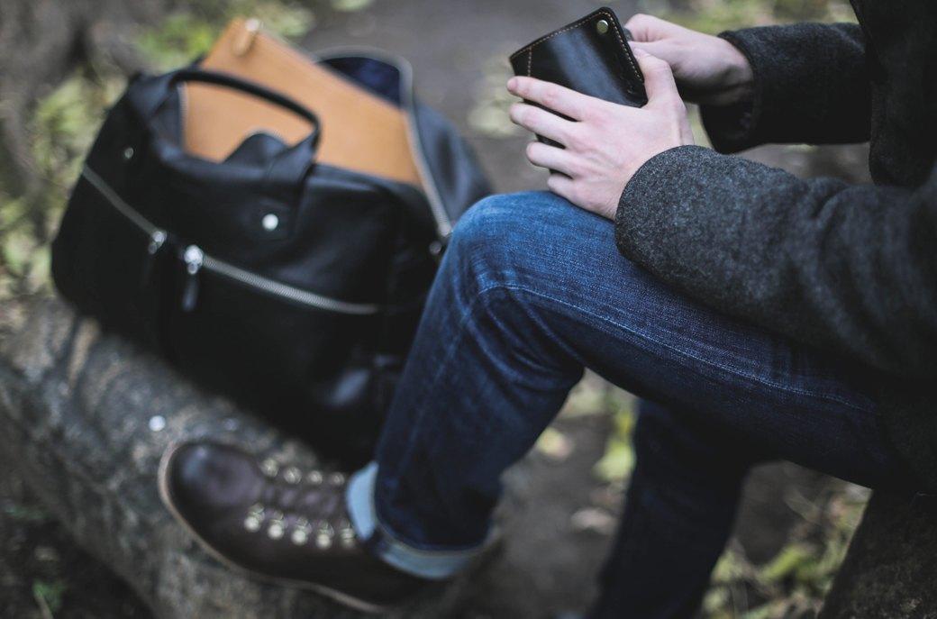 Новая марка: Кожаные сумки и аксессуары Ray Button. Изображение № 4.