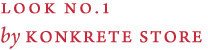 Соберись, тряпка: 3 зимних лука магазина Konkrete Store. Изображение № 1.