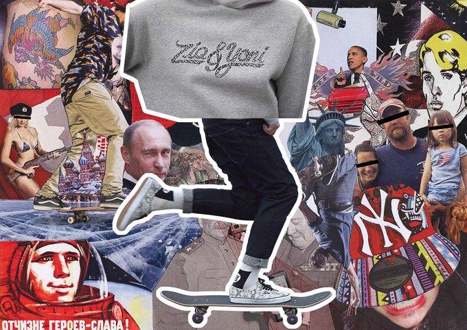 Марки Ziq & Yoni и Vans представили совместную коллекцию одежды. Изображение № 9.