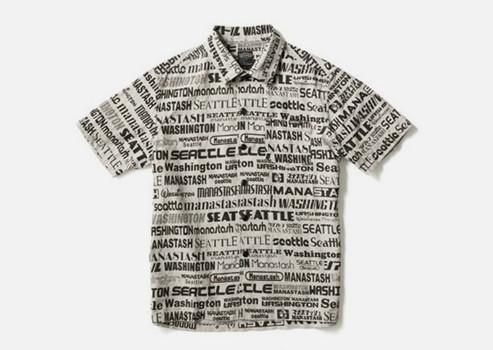 Американская марка Manastash выпустила весеннюю коллекцию одежды. Изображение № 4.