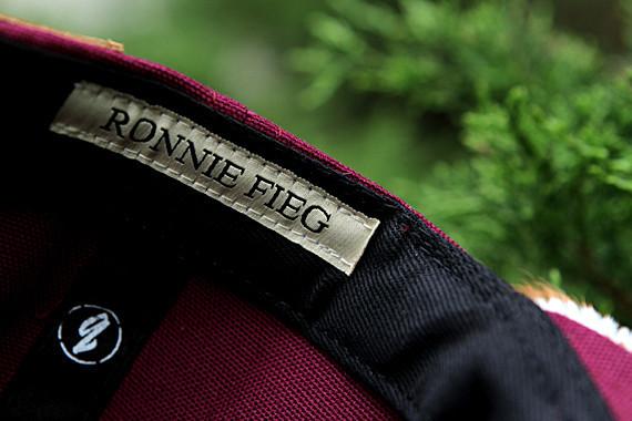 Дизайнер Ронни Фиг совместно с маркой Quintin выпустил линейку кепок. Изображение № 17.
