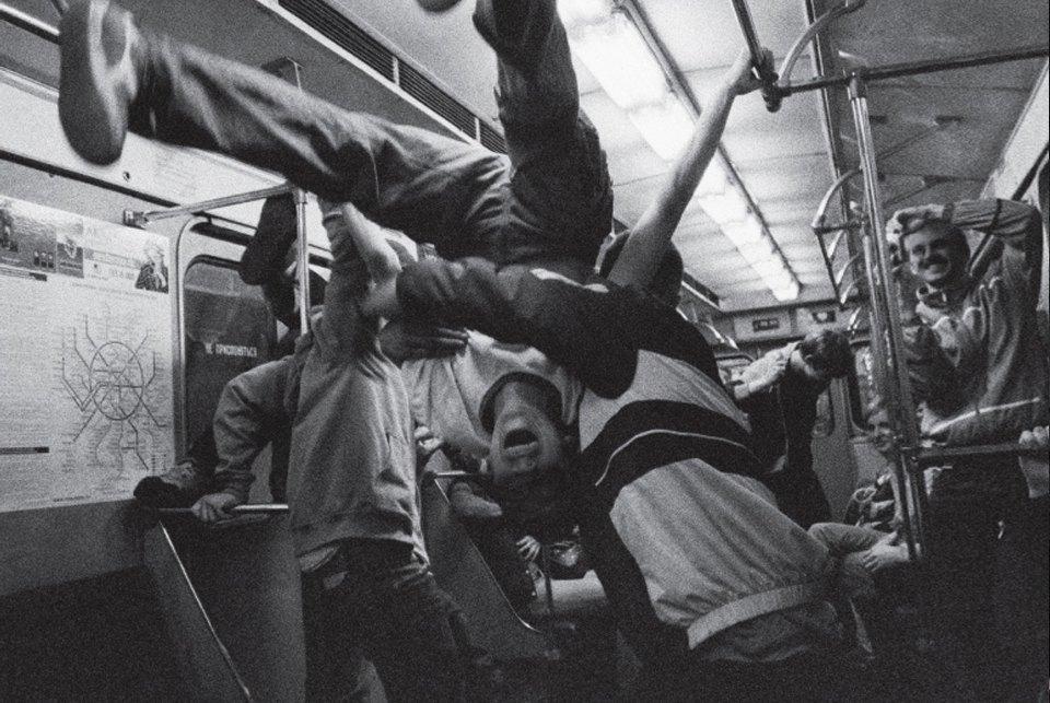 8 знаменитых фотографов, исследовавших мир граффити. Изображение № 21.