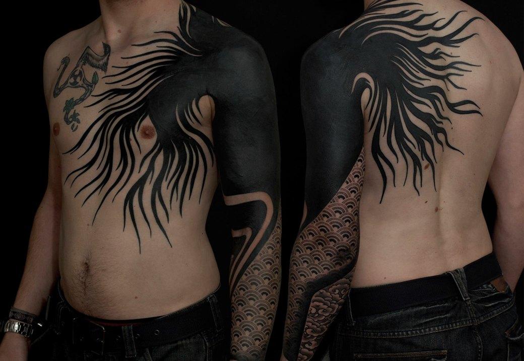 Суть татуировок