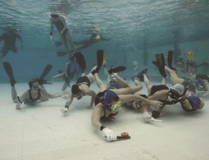 Неолимпийские игры: Квиддич, подводное регби, метание тунца и еще 15 необычных соревнований. Изображение № 23.