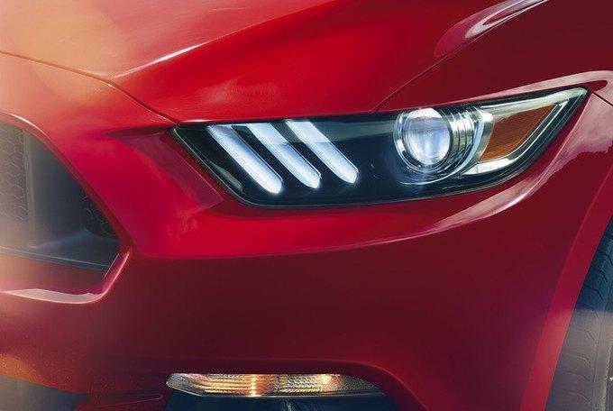 Ford представил новый Mustang шестого поколения. Изображение № 4.