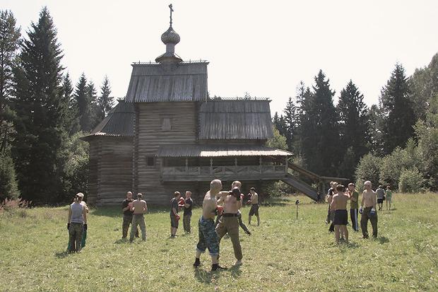 Все происходило в национальном музее Торжка. Изображение № 2.