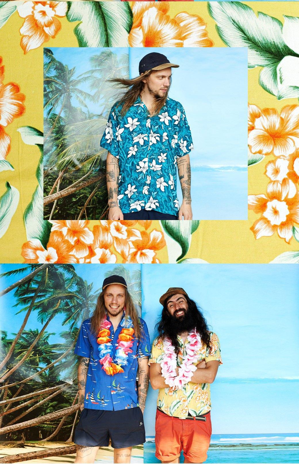 Гавайские рубашки: посвящение уходящему лету. Изображение № 4.