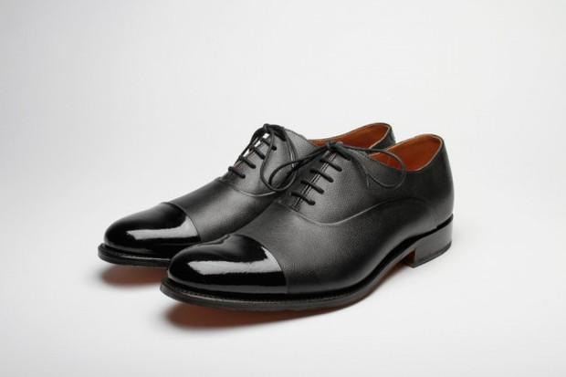 Марка Grenson выпустила осеннюю коллекцию обуви. Изображение № 2.