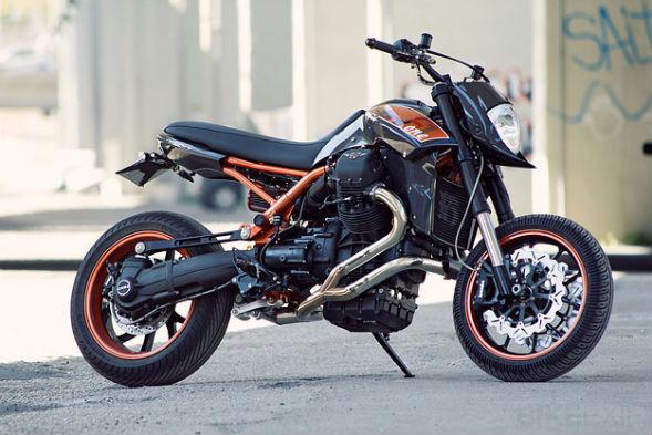 10 лучших мотоциклов года по версии сайта Bike Exif. Изображение № 7.