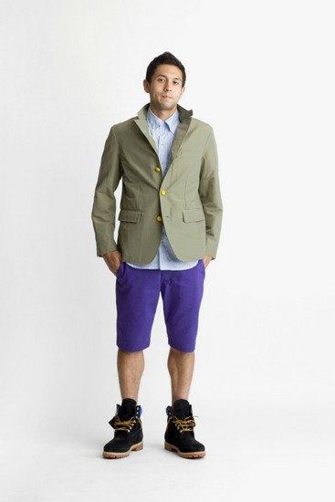 Марка Billionaire Boys Club опубликовала лукбук весенней коллекции одежды своей линейки Bee Line. Изображение № 1.