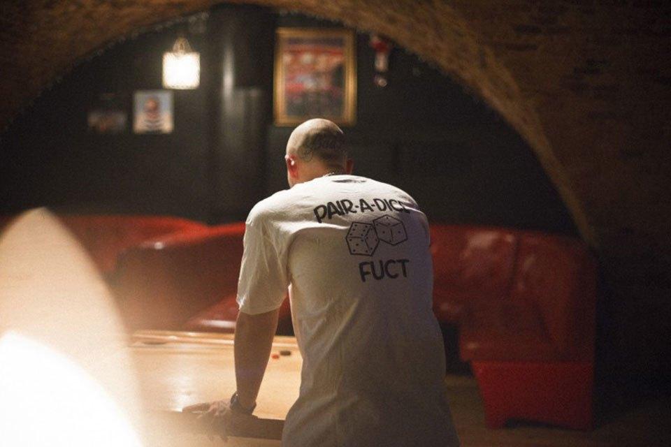 Марка FUCT сняла в России лукбук новой коллекции Pair A Dice. Изображение № 9.