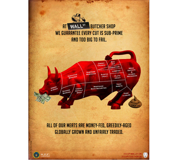 Воруй-оккьюпай: Движение Occupy Wall Street и борьба улиц против корпораций. Изображение № 51.