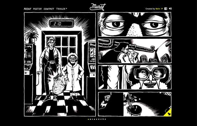 7 интерактивных комиксов, которые нужно прочитать прямо сейчас. Изображение № 2.