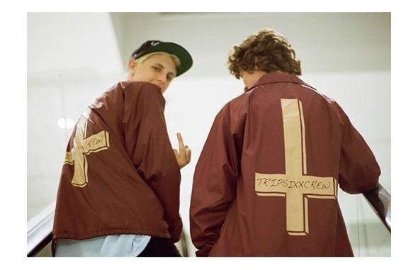 Коллекция одежды хип-хоп-группировки Odd Future. Изображение № 3.