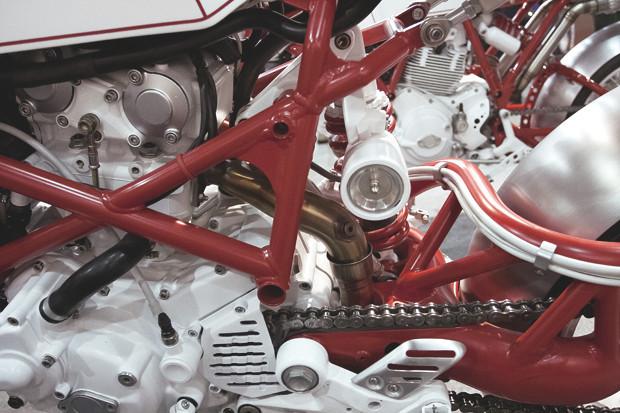 Лучшие кастомные мотоциклы выставки «Мотопарк 2012». Изображение №9.