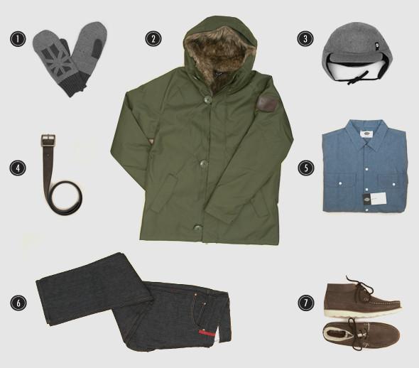 Соберись, тряпка: 8 московских магазинов рекомендуют зимнюю одежду. Изображение № 18.