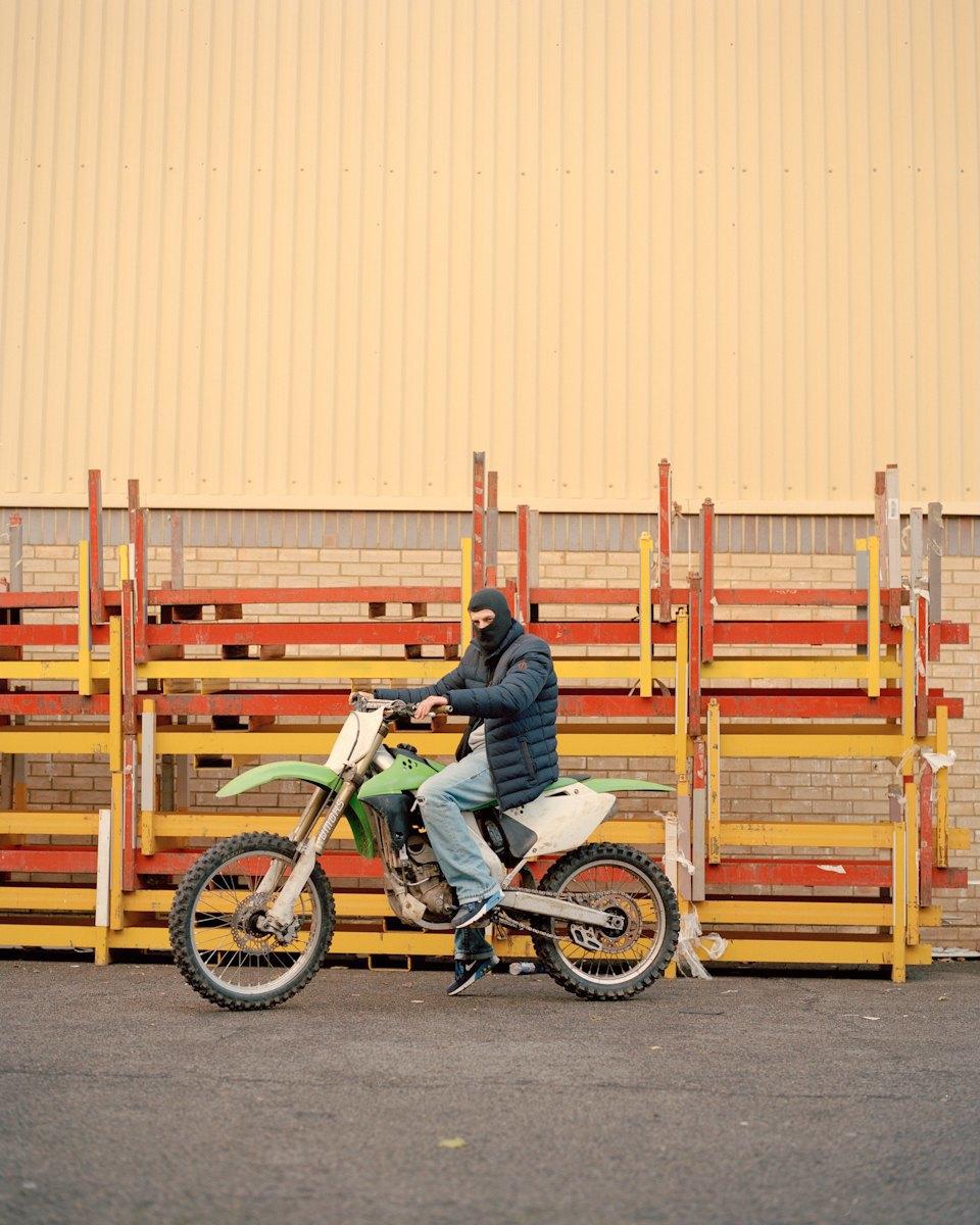 Фотопроект: Лондонские гопники и их мотоциклы. Изображение № 23.