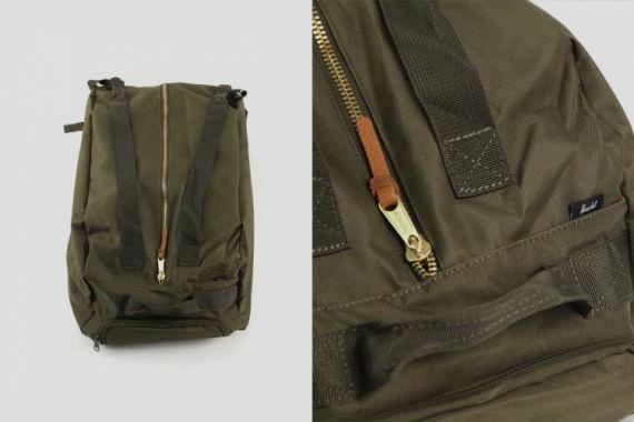 Новая коллекция рюкзаков марки Herschel. Изображение № 5.