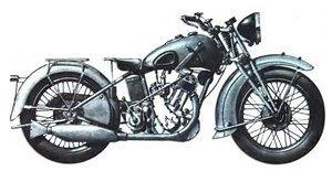 Железный конь: Как мотоциклы использовали в военных действиях. Изображение № 11.