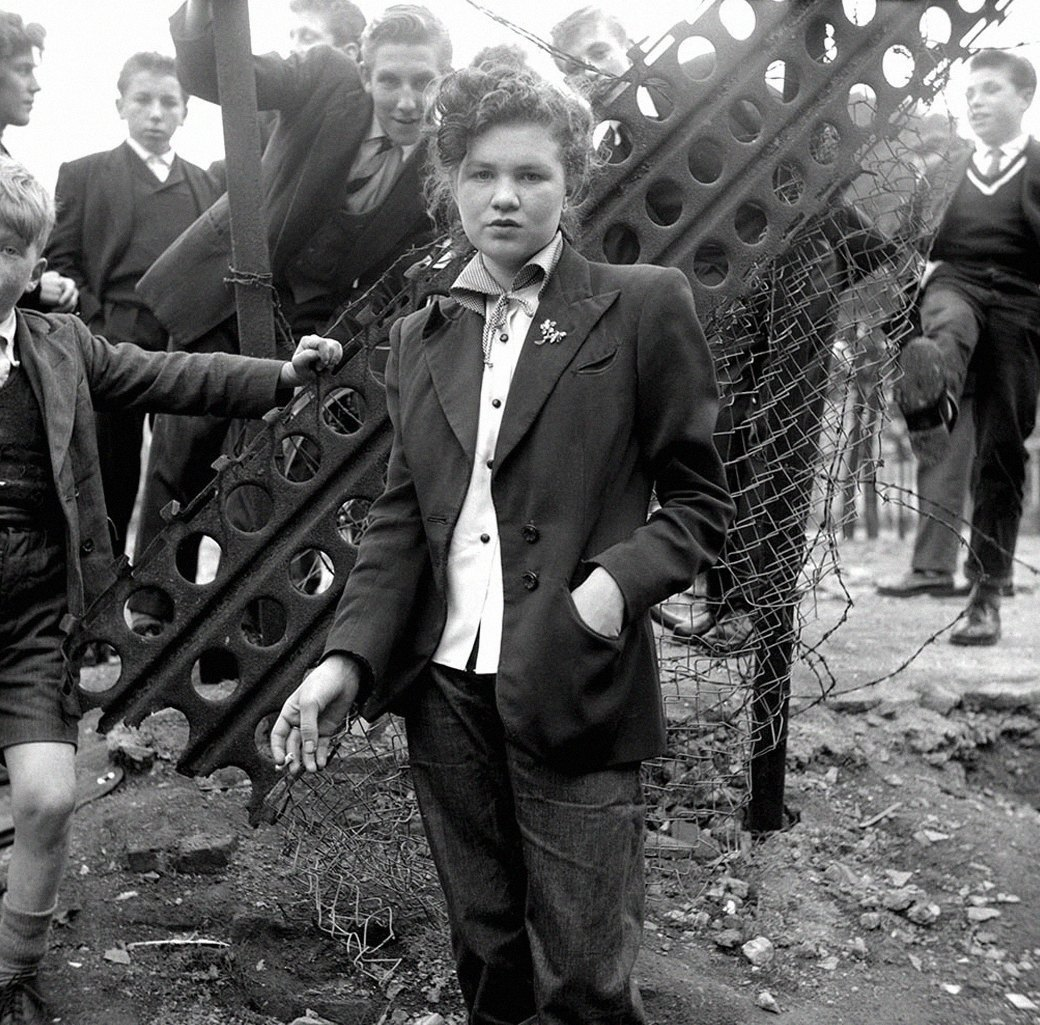 8 знаменитых фотографов, исследовавших мир субкультур. Изображение № 9.